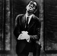 In his time, Al Jolson was a superstar. We've managed to get past the need for blackface, and although it keeps changing, showbiz marches on.