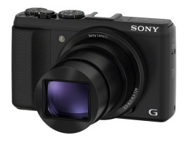 Once again, Digital Photography Review is the best source of info about new cameras. Click on the photo to read their feature on the Sony HX50V.