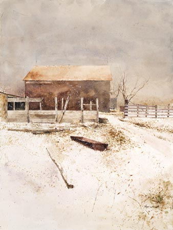 Mark Stewart farmhouse