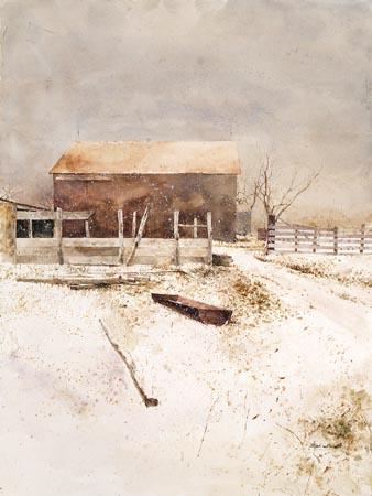 Mark Stewart farmhouse