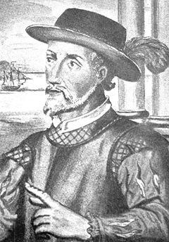"Juan Ponce de León discovered ""America"" but Columbus gets the credit!"