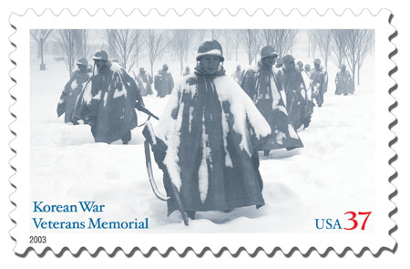Korean War Stamp_1