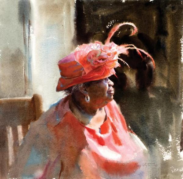 Alfreda Red Hat