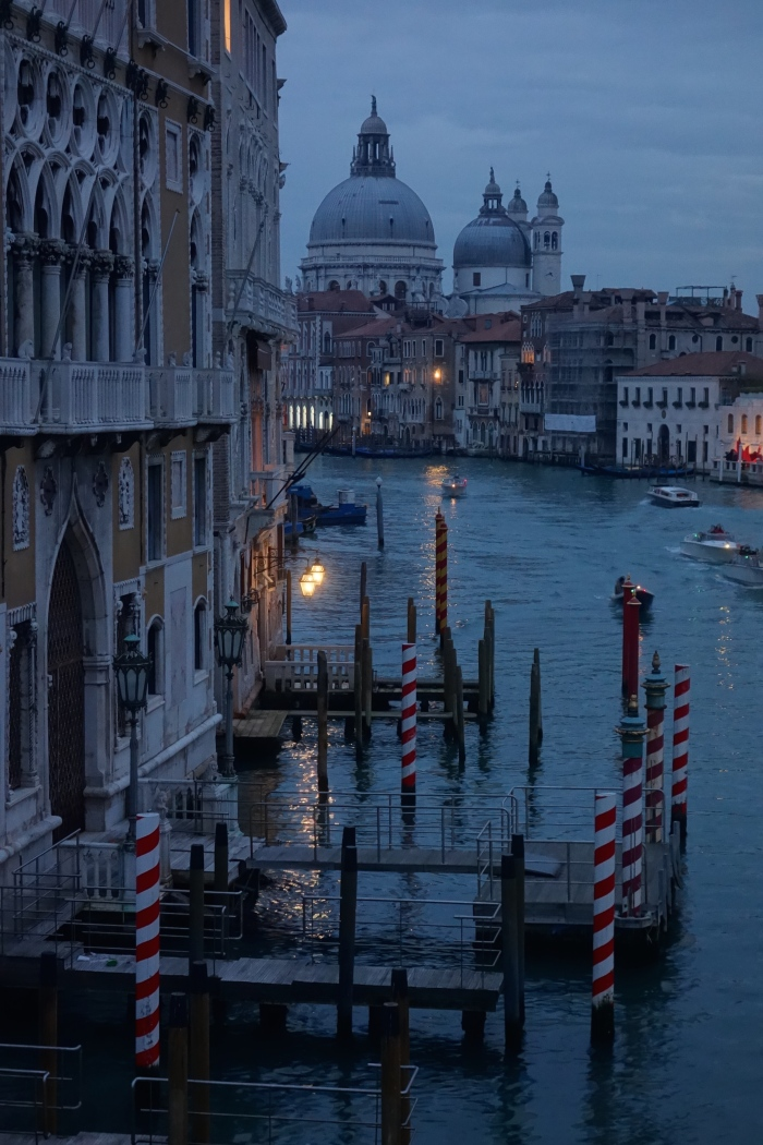 darker Venice from Bridge