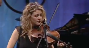 TED Talk—actually a performance—by Cape Breton fiddler Natalie McMaster. Another link in the chain.